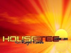 Housetec feat. Royal Kombo - Gimme Love (Italo Concept)