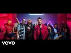 Gianluca Vacchi feat. Luis Fonsi & Yandel - Sigamos Bailando