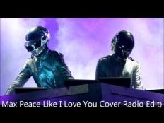 Max Peace - Like I Love You (Cover Radio Edit)
