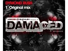 JAMES DYMOND & HARMONIC RUSH - DYMOND RUSH
