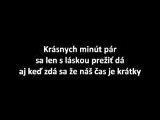 Ivanna Bagová - Pár Minut